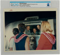 "Explorers:Space Exploration, Apollo 11: Original NASA ""Red Number"" Color Photo of the Astronauts Greeting Their Wives, July 27, 1969, Directly From The Arm..."