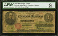 Large Size:Legal Tender Notes, Fr. 16b $1 1862 Legal Tender PMG Very Good 8.. ...