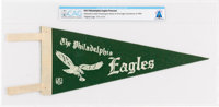 Armstrong Family Personal: NFL Philadelphia Eagles Pennant, Directly From The Armstrong Family Collection™, CAG Certifie...