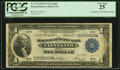 Large Size:Federal Reserve Bank Notes, Fancy Serial Number 15000000 Fr. 719 $1 1918 Federal Reserve Bank Note PCGS Very Fine 25.. ...