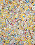Prints & Multiples, Takashi Murakami (b. 1962). IMG, 1960- 2012, 2012. Offset lithograph in colors on smooth wove paper. 27 x 21 inches (68.6...