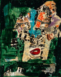 Post-War & Contemporary:Contemporary, Bäst (20th century). Untitled, n.d.. Mixed media on resin. 14 x 11-1/2 inches (35.6 x 29.2 cm). ...