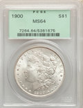 1881-S $1 MS64 PCGS. This lot will also include the following: (2)1883-O $1 MS64 PCGS; (4)1886 $1 MS64 PCGS; (2)1887&...