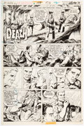 Original Comic Art:Panel Pages, Val Calaquin The Unexpected #158 Story Page 1 Original Art (DC Comics, 1974). ...