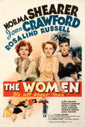 "Movie Posters:Comedy, The Women (MGM, 1939). Fine+ on Linen. One Sheet (27"" X 41"") Style C.. ..."