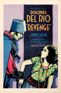 "Movie Posters:Romance, Revenge (United Artists, 1928). Very Fine- on Linen. One Sheet (28"" X 42"").. ..."