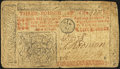Colonial Notes:New Jersey, New Jersey April 8, 1762 £3 Very Fine.. ...
