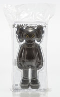 Collectible, KAWS (b. 1974). Companion (Black), 2016. Painted cast vinyl. 10-3/4 x 5 x 3-1/2 inches (27.3 x 12.7 x 8.9 cm). Open Edit...