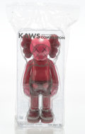 Collectible, KAWS (b. 1974). Companion (Blush), 2016. Painted cast vinyl. 10-1/2 x 4-1/2 x 3-1/2 inches (26.7 x 11.4 x 8.9 cm). Open ...