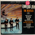 Music Memorabilia:Recordings, The Beatles Something New Stereo First Pressing Sealed Vinyl LP (Capitol, ST 2108)....