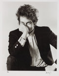"""Music Memorabilia:Autographs and Signed Items, Bob Dylan Signed """"Biograph, 1965"""" Limited Edition Print. ..."""