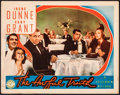"""Movie Posters:Comedy, The Awful Truth (Columbia, 1937). Fine+. Lobby Card (11"""" X 14""""). Comedy.. ..."""