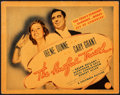 """Movie Posters:Comedy, The Awful Truth (Columbia, 1937). Fine. Title Lobby Card (11"""" X 14""""). Comedy.. ..."""
