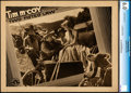 """Movie Posters:Western, Two Fisted Law (Columbia, 1932). Fine. CGC Graded Lobby Card (11"""" X 14"""").. ..."""