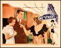 "Movie Posters:Musical, 42nd Street (Warner Bros., 1933). Very Fine-. Lobby Card (11"" X 14""). Musical.. ..."