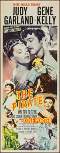 """Movie Posters:Musical, The Pirate (MGM, 1948). Rolled, Very Fine-. Insert (14"""" X 36""""). Musical.. ..."""