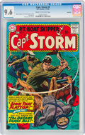Silver Age (1956-1969):Adventure, Captain Storm #9 Savannah Pedigree (DC, 1965) CGC NM+ 9.6 Cream to off-white pages....