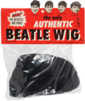 Music Memorabilia:Memorabilia, The Beatles Vintage Wig in Original Packaging By Lowell Toy (US, 1964). . ...