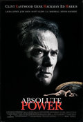 """Movie Posters:Thriller, Absolute Power & Other Lot (Columbia, 1997). Rolled, Very Fine. One Sheets (2) (27"""" X 40"""") DS. Thriller.. ... (Total: 2 Items)"""