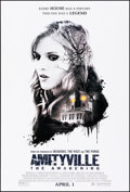 "Movie Posters:Horror, Amityville: The Awakening & Others Lot (Radius-TWC, 2017). Rolled, Very Fine+. One Sheets (2) (27"" X 40"") DS Advance. Horror... (Total: 2 Items)"