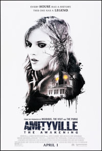 "Amityville: The Awakening & Others Lot (Radius-TWC, 2017). Rolled, Very Fine+. One Sheets (2) (27"" X 40&quo..."