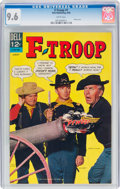 Silver Age (1956-1969):Humor, F-Troop #1 (Dell, 1966) CGC NM+ 9.6 White pages....