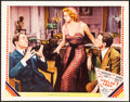 """Movie Posters:Comedy, Libeled Lady (MGM, 1936). Very Fine. Lobby Card (11"""" X 14""""). Comedy.. ..."""