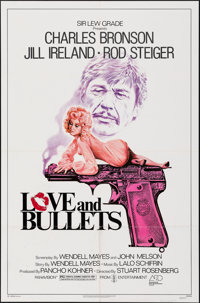 """Love and Bullets & Other Lot (Associated Film Distribution, 1979). Folded, Very Fine-. One Sheets (2) (27"""" X 41..."""