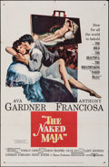 "Movie Posters:Romance, The Naked Maja & Other Lot (United Artists, 1959). Folded, Overall: Fine/Very Fine. One Sheets (2) (27"" X 41""). Romance.. ... (Total: 2 Items)"