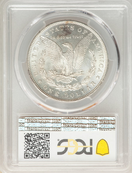1878 7TF S$1 Reverse of 1879 PCGS Secure 65 PCGS
