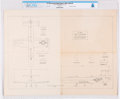 Explorers:Space Exploration, Test Pilot: U.S. Navy Aircraft Design Diagram for the Douglas 558-1 Skystreak Research Aircraft Directly From The Armstrong Fa...