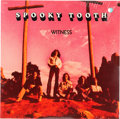 Explorers:Space Exploration, Vinyl: Spooky Tooth Witness (Island Records) Original 33RPM Stereo Album Directly From The Armstrong Family Collection™, CAG...