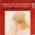 Explorers:Space Exploration, Vinyl: The Harry Simeone Chorale O Bambino/The Little Drummer Boy (Kapp Records) Original 33RPM Stereo Album Directly From T...