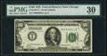 Low Serial Number 41 Fr. 2150-G* $100 1928 Federal Reserve Note. PMG Very Fine 30