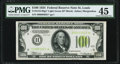 Low Serial Number 3021 Fr. 2152-H* $100 1934 Light Green Seal Federal Reserve Note. PMG Choice Extremely Fine 45