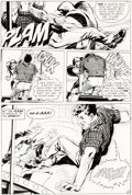 Original Comic Art:Panel Pages, Neal Adams Strange Adventures #209 Story Page 20 Deadman Original Art (DC, 1968)....