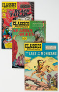 Golden Age (1938-1955):Classics Illustrated, Classics Illustrated Group of 19 (Gilberton, 1950s-60s) Condition: Average VG/FN.... (Total: 19 )
