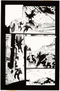 Original Comic Art:Panel Pages, Mike Mignola and P. Craig Russell Gotham by Gaslight: An Alternative History of the Batman Story Page 15 Original ...