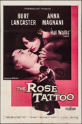 "Movie Posters:Drama, The Rose Tattoo & Other Lot (Paramount, 1955). Folded, Overall: Fine/Very Fine. One Sheets (2) (27"" X 41""). Drama.. ... (Total: 2 Items)"