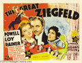 Movie Posters:Musical, The Great Ziegfeld (MGM, 1936)....