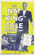 Movie Posters:Musical, The Nat 'King' Cole Musical Story (Universal International,1955)....