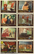 Movie Posters:Academy Award Winner, An American in Paris (MGM, 1951).... (8 items)