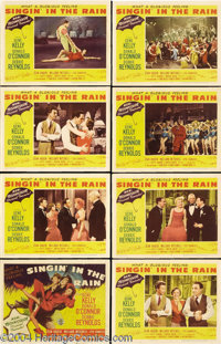Singin' in the Rain (MGM, 1952).... (8 pieces)