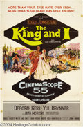 Movie Posters:Musical, The King and I (20th Century Fox, 1956)....