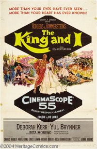 The King and I (20th Century Fox, 1956)