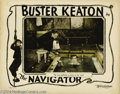 Movie Posters:Comedy, The Navigator (Metro Goldwyn Picture, 1924)....