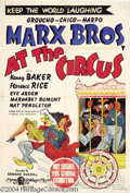 Movie Posters:Comedy, At The Circus (MGM, 1939)....