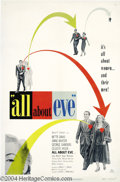 Movie Posters:Drama, All About Eve (20th Century Fox, 1950)....