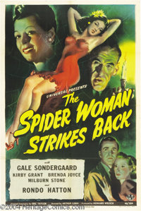The Spider Woman Strikes Back (Universal, 1946)