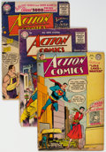Golden Age (1938-1955):Superhero, Superman-Related Group of 50 (DC, 1950s-60s) Condition: Average GD.... (Total: 50 )